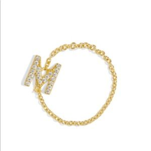 Baublebar Nome 18k Gold Plated Ring